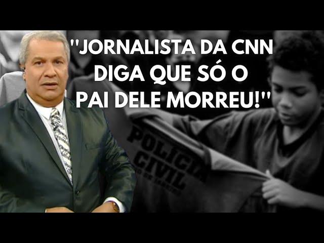 """sddefault Sikera Jr. desmonta jornalista da CNN que lamentou """"apenas um policial morreu"""" (veja o vídeo)"""