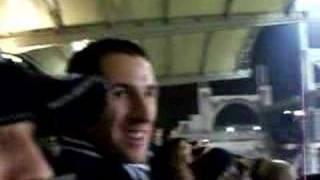French Anthem: All Blacks v France, Lyon, Nov 2006