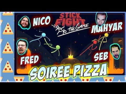 Soirée Pizza -