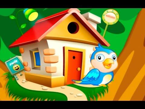 Мультфильм птичий дом