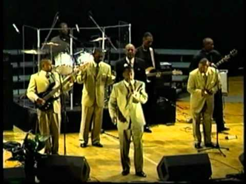 """Rev. Walter Ellis feat. Harvey Watkins and The Country Boys """"In Times Like These"""""""