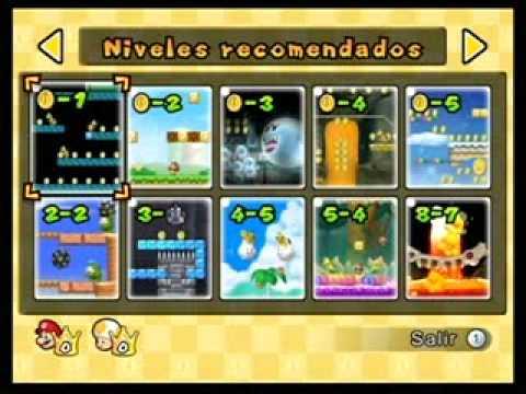 New Super Mario Bros. Wii Coin Battles