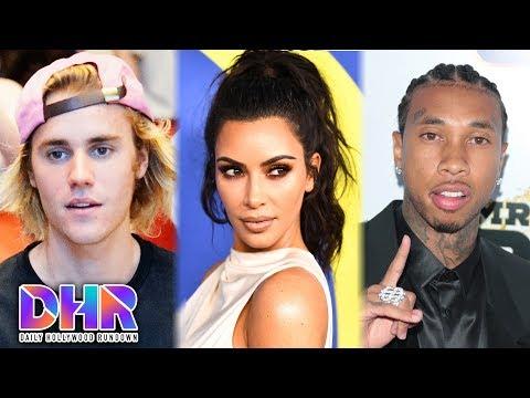 Justin Bieber EXPLAINS Emotional Breakdown - Kim Kardashian Faces BACKLASH Because Of Tyga?! (DHR)