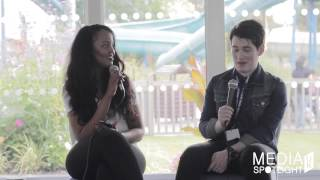 Brad Kavanagh on Thorpe Park, Nickelodeon, Youtube Covers, Rixton #ISLANDBEATS: Media Spotlight UK