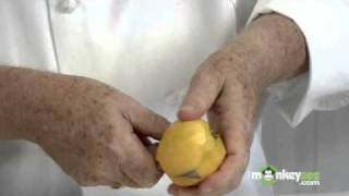 How to Peel and Pit Nectarines