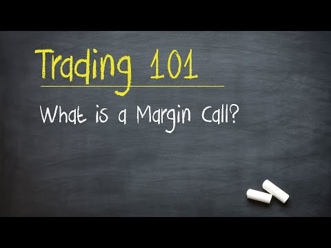 What is a Margin Call? (Day Trading for Beginners)