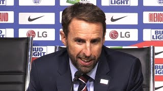 England 1-0 Switzerland - Gareth Southgate Full Post Match Press Conference - International Friendly