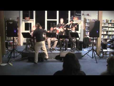 2012 The Marvelwood School Winter Concert - Chameleon