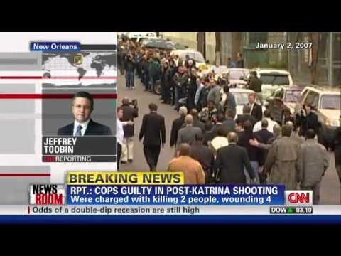 Cops guilty in post-Katrina shootings on the Danziger Bridge
