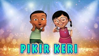 Download Mp3 Upin Ipin Bernyanyi Pikir Keri Versi Reggae Ska Remix Terbaru