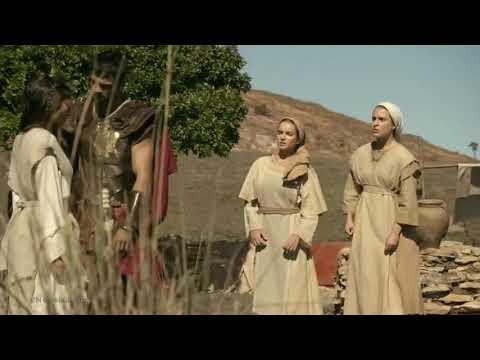 Jesus - Maria dá um tapa em Petronius