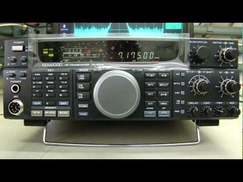 KENWOOD TS-450S/AT HF TRANSCEIVER