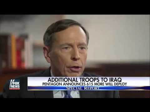 President Obama is sending more American troops to Iraq