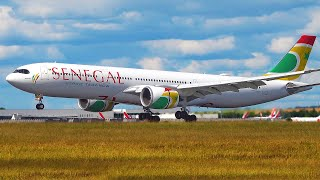 Planespotting Paris CDG | HEAVIES Close-Up & ThrustReverser Failure: A380 777 757 A340 A330Neo...