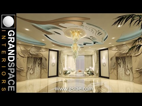 Interior Design of Luxurious Palaces & Villas in UAE, Dubai and around the world - Modern Style 01
