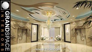 Interior Design of Luxurious Palaces & Villas in UAE, Dubai and around the world - Modern Style 01