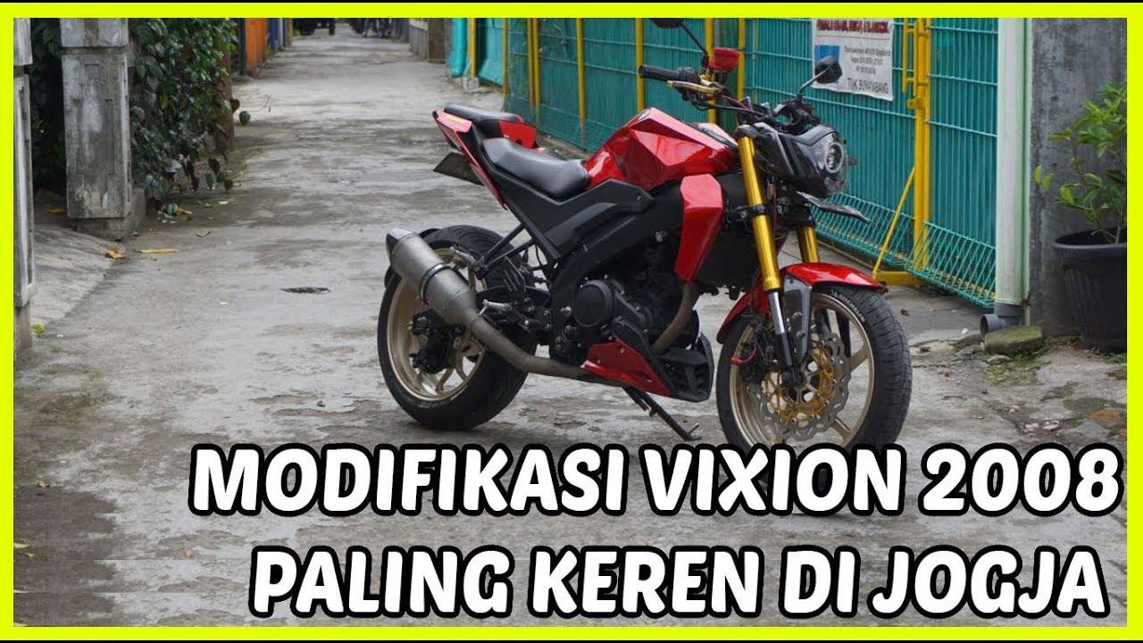 Inspirasi Terpopuler 14 Modifikasi Vixion Di Padang