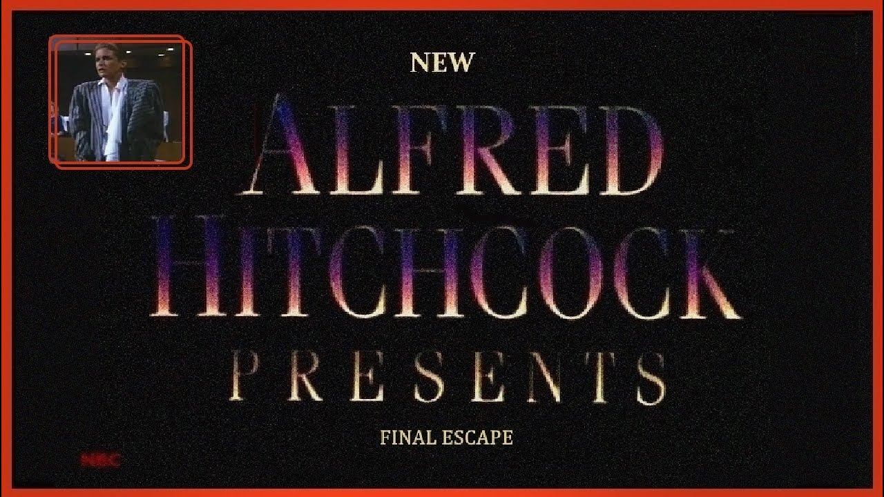 Download New Alfred Hitchcock Presents: Final Escape (1986). Is An Innocent Woman Convicted Of Murder?