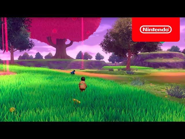 Pokemon Sword Shield The Crown Tundra Coming Soon Trailer My Nintendo News