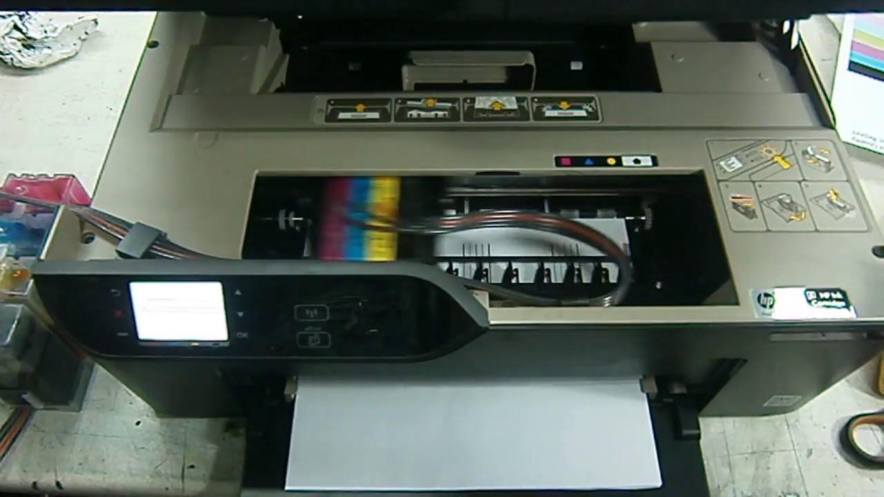 Ink deskjet hp 5525 на драйверы advantage