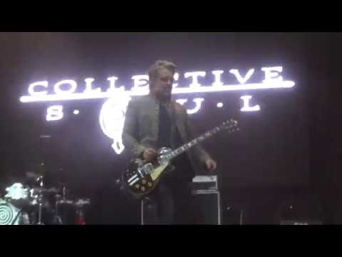 Collective Soul - Gel + Where The River Flows Moonpie Over Mobile 12 / 31 / 2019