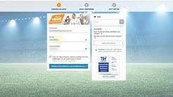 Wetten.com Bonus für Neukunden - Ersteinzahlungsbonus