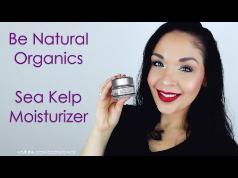 Be Natural Organics | Sea Kelp Moisturizer