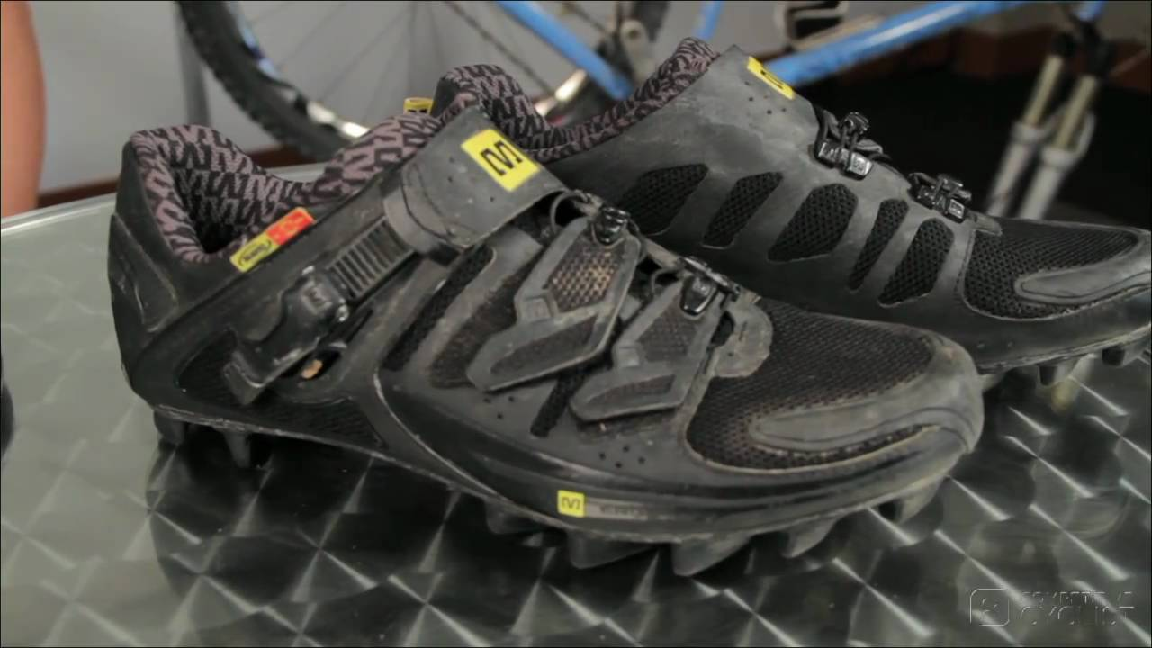 shopping best cheap discount Competitive Cyclist Reviews Mavic Fury Shoes - YouTube