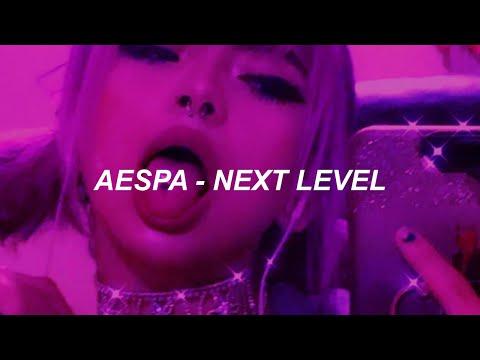 aespa 에스파 'Next Level' Easy Lyrics indir