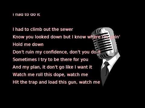 Future - When I Was Broke (lyrics)