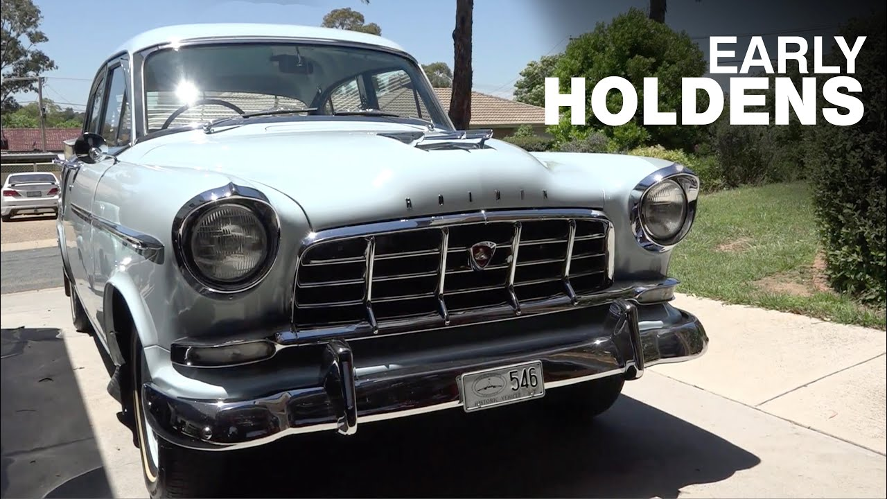 Early Holdens: Classic Restos - Series 46