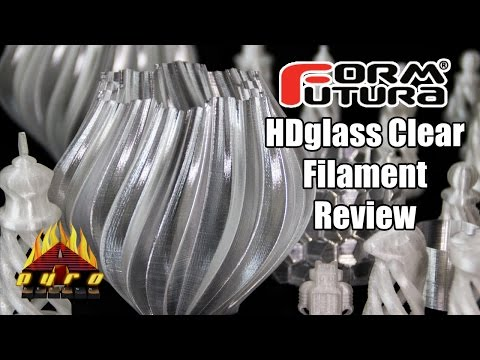 Form Futura HD Glass Filament Review