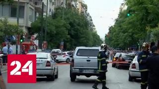 Греция: конверт со взрывчаткой для бывшего премьера отправили из его собственной Академии