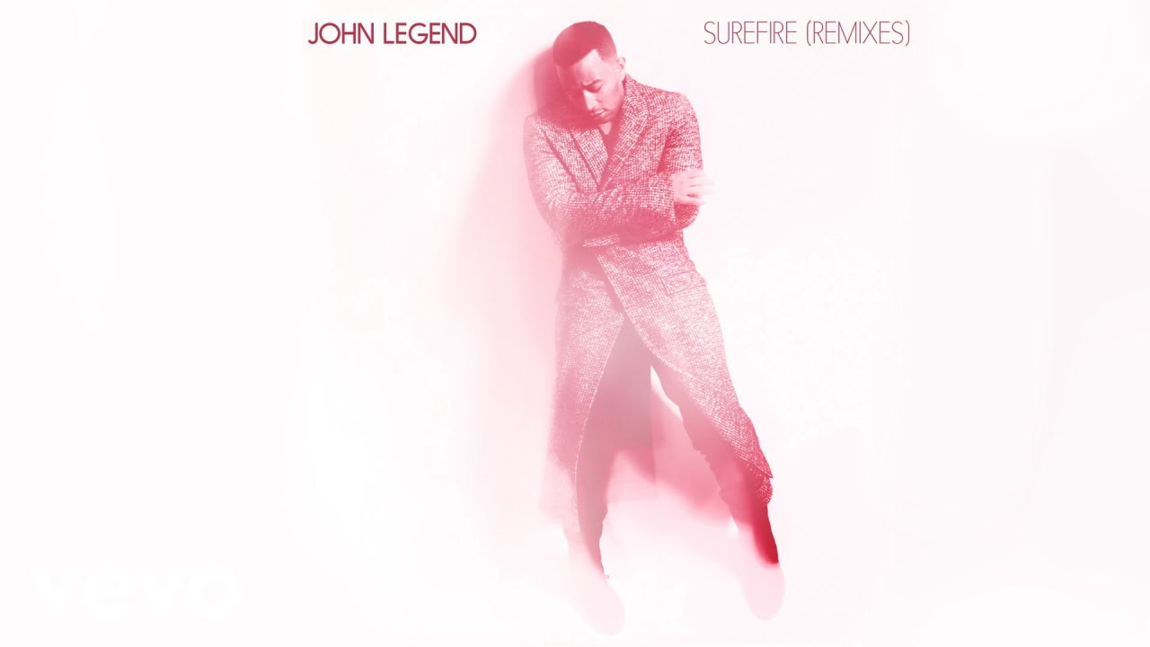 Download John Legend - Surefire (Ludwig Goransson Remix) [Audio]