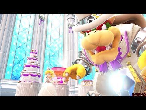 Super Mario Odyssey - Part 11 - Moon Kingdom - Final Boss + Ending