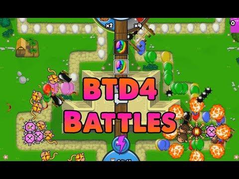 WTF is GOING ON IN BATTLES? BTD 4.... Battles?