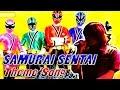 Samurai Sentai Shinkenger THEME SONG/侍戦隊シンケンジャーOP  ( Lyrics ) cover by atsuki