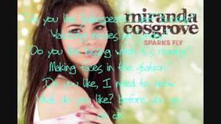 Miranda Cosgrove - Shakespeare w/ Lyrics