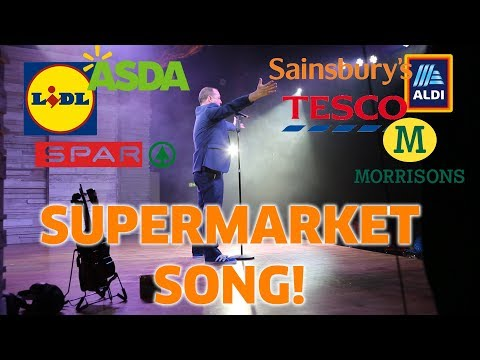 The Supermarket Song
