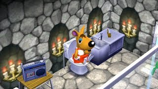 I made a prison in Animal Crossing: Happy Home Designer