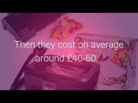 Best Vaccum Sealer Machines In the UK Market