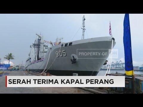 KRI Tarakan, Kapal Perang Buatan Dalam Negeri Siap Beroperasi