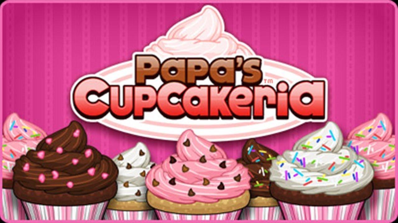 Papa S Cupcakeria Juego Aleatorio Youtube
