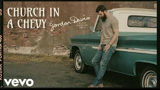 Jordan Davis - Church In A Chevy (Audio)
