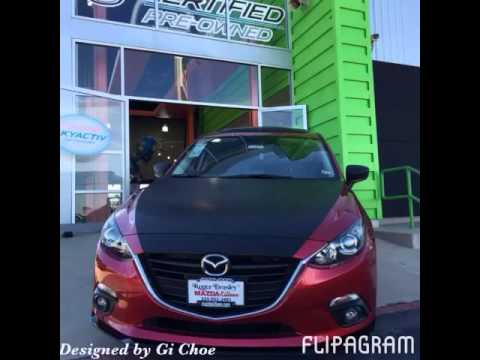 Custom Design Mazda3 Hatchback Youtube
