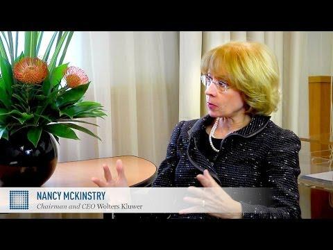 Nancy McKinstry on breaking into China | World Finance Videos
