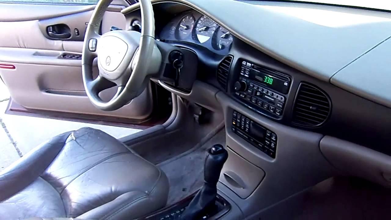 2001 buick regal ls 38l v 6 youtube 2001 buick regal ls 38l v 6 publicscrutiny Choice Image