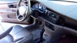 2001 Buick Regal LS 3.8L V-6