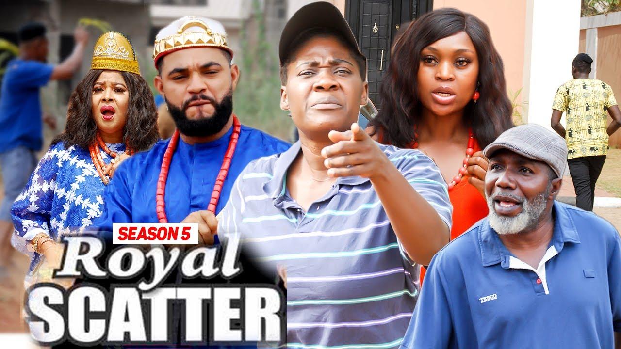 ROYAL SCATTER 5 (MERCY JOHNSON) (TRENDING NIGERIAN MOVIE) - 2021 LATEST NIGERIAN NOLLYWOOD MOVIES