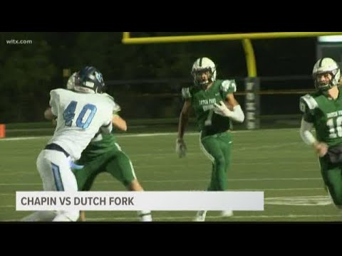 Friday Night Blitz: November 8 High School Football Scores And Highlights (Part 1)